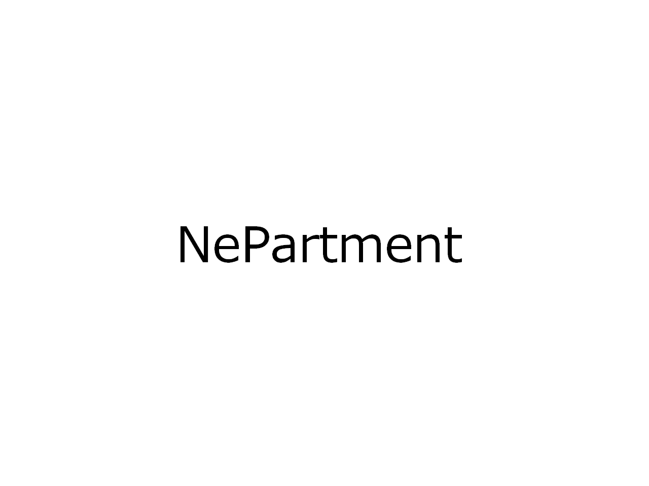 nepartment